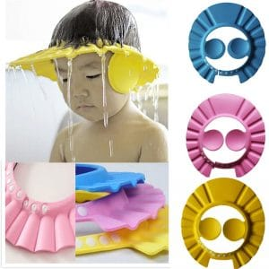 Kids Shower Bathing Cap