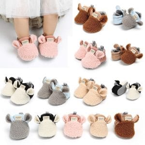 Funny Baby Slippers
