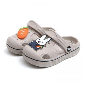 Cute bunny clogs