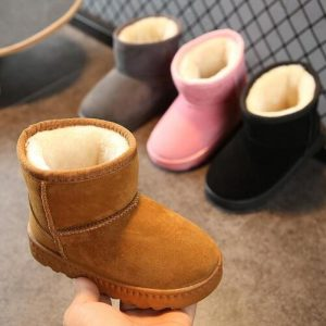 Trendy Winter Boots for Children