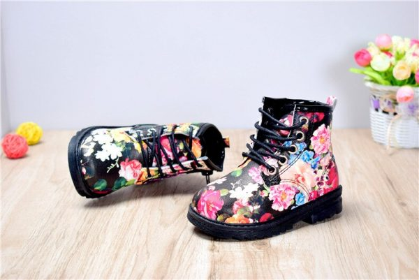Cool Printed Children's Boots