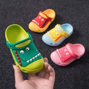 Cute Dinosaur Clogs